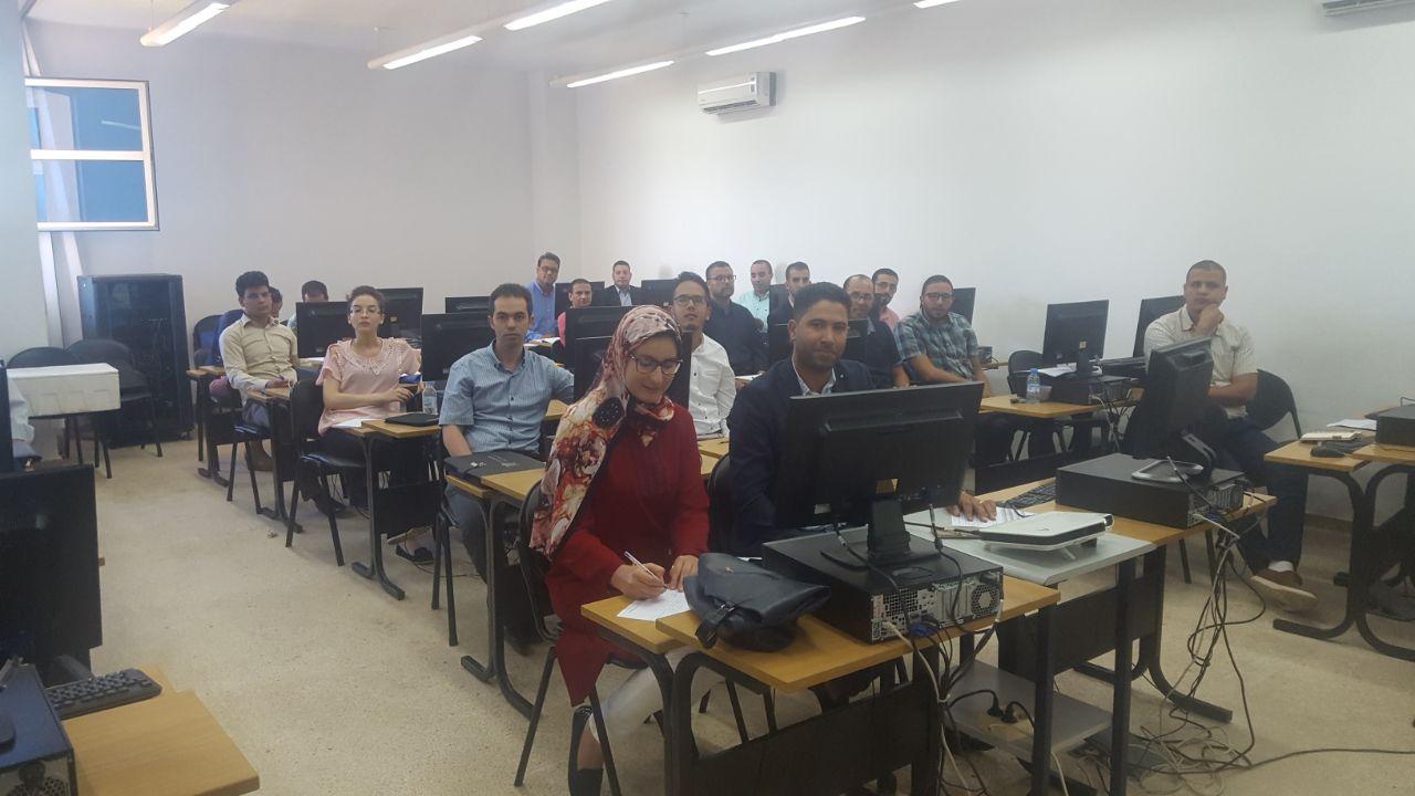 Rabat , du 03 au 05  juillet 2018