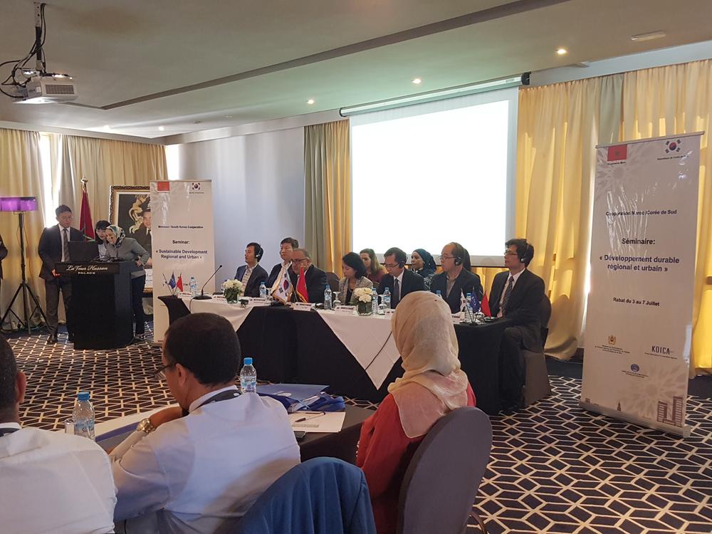 Rabat, du 03 au 07 Juillet 2017