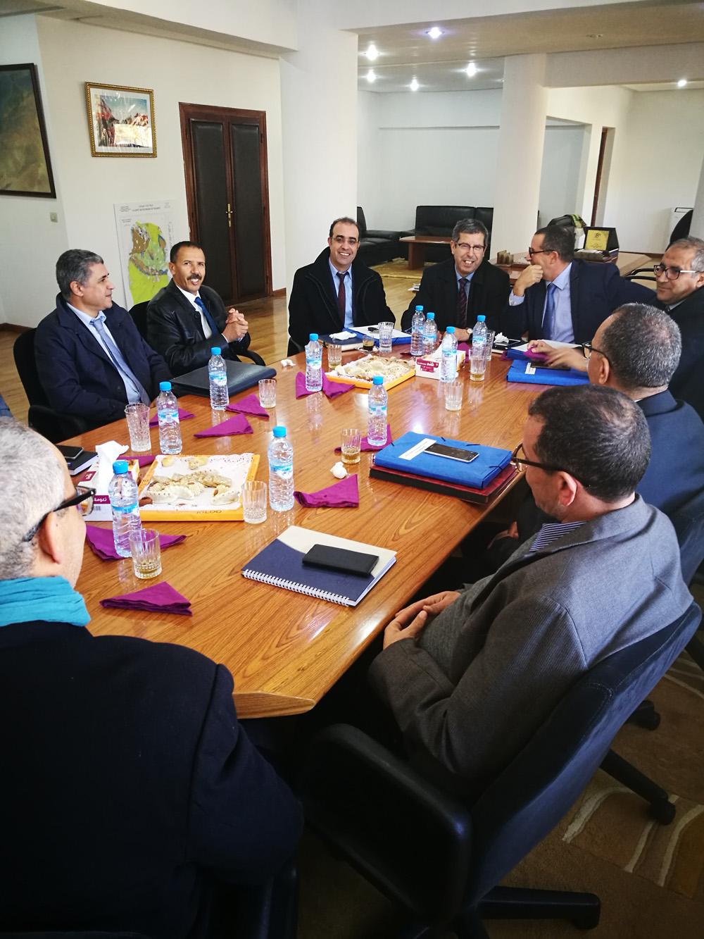 Taza , le Jeudi 15 novembre 2018