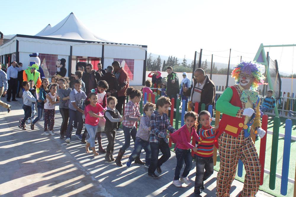 Oued Amlil-Espace Annakhil, le 29 Octobre 2016